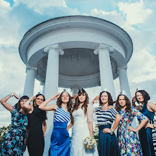 Wedding photographer Roman Chigarev (RomanARDstudio). Photo of 16.07.2015