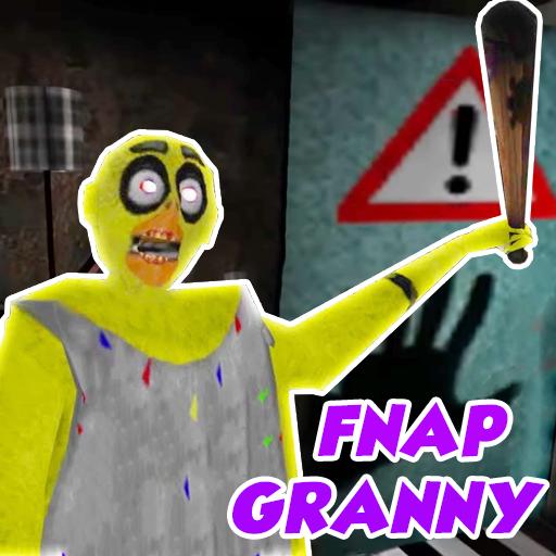 Baixar Devil FNAP Granny Horror Mansion MOD