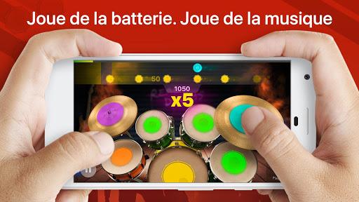 Jouer de Batterie, Jeux de Tambour Musique  captures d'écran 1