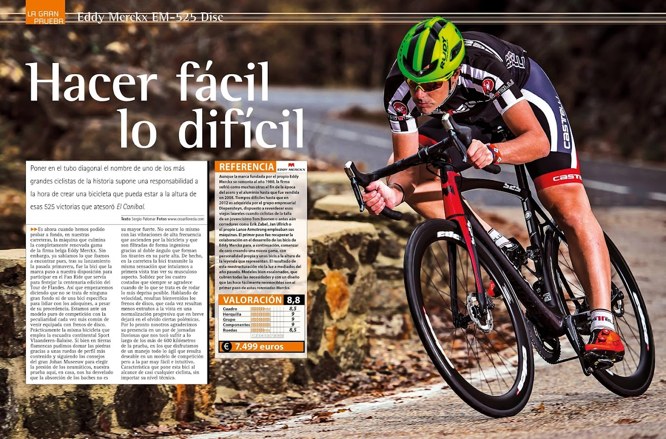 Ciclismo a Fondo- screenshot