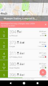 Arrivo Sydney Transit App v5.1.2