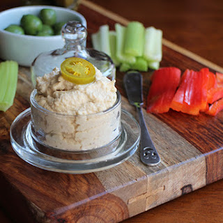 Jalapeno Cashew Cheese Spread