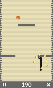 Snake Runner: Crazy Fruit Rush- screenshot thumbnail