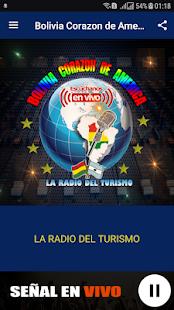 BOLIVIA CORAZON DE AMERICA (RADIO WEB)