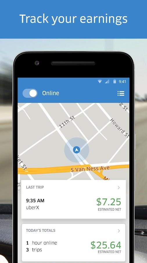uber driver android apps on google play. Black Bedroom Furniture Sets. Home Design Ideas