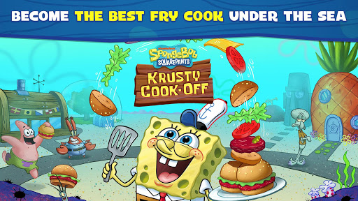 SpongeBob: Krusty Cook-Off  screenshots 1