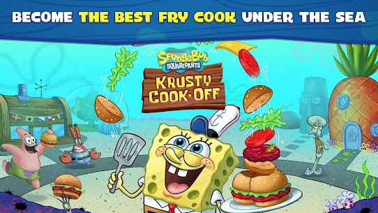SpongeBob: Krusty Cook-Off 1