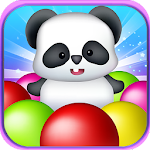 Bubble Panda Mania Icon
