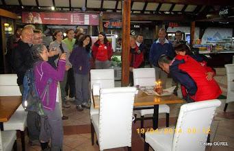 Photo: Sevgili Birol'a sağlıklı huzurlu sevdikleri ile beraber uzun ömürler diliyorum. LİKYA YOLU (LYCIAN WAY) - 5.Etabı – 19 Nisan 2014