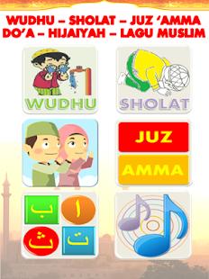 Edukasi Anak Muslim- screenshot thumbnail