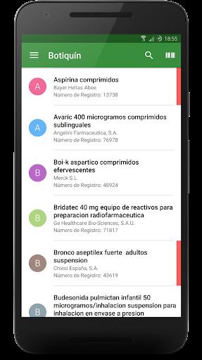 Medicamentos Screenshots 1