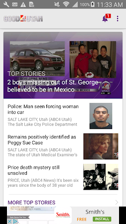 KTVX News Channel 4 Good4Utah v4.24.0.4 screenshot 2090877