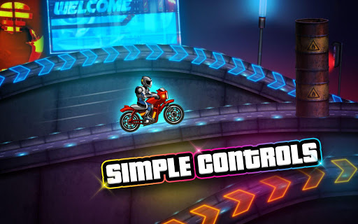 Bike Race: Speed Racer Of Night City  screenshots EasyGameCheats.pro 2