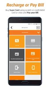 My Ufone App Accoutn Pay Bills