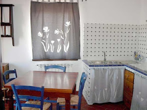 Photo: Altro particolare miniappartamento bluGirasole saturnia agriturismo