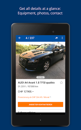 AutoScout24 Switzerland – Find your new car for PC