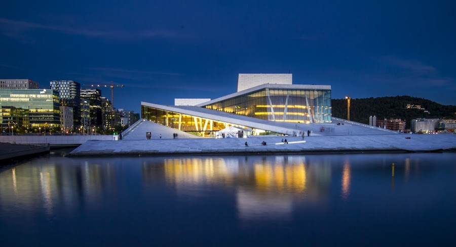 Oslo Opera House by Charles Ong - Buildings & Architecture Other Exteriors