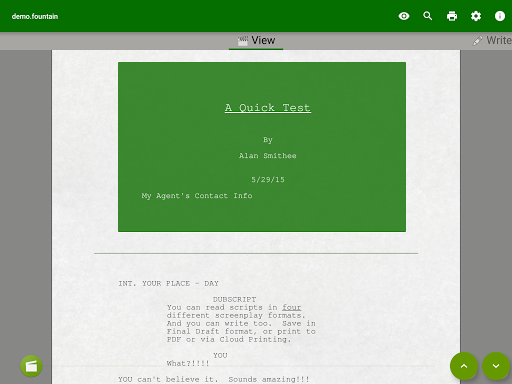 From Screen to Screen: 5 Mobile Screenwriting Apps for Tablets and Smartphones