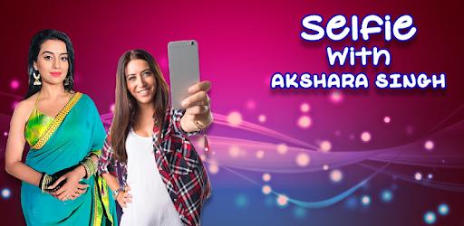 Selfie With Akshara singh - Apps en Google Play