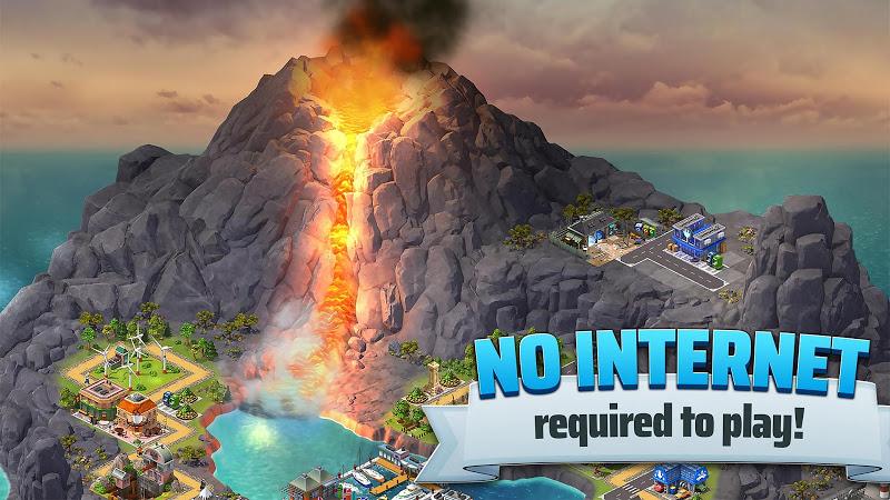 City Island 5 - Tycoon Building Simulation Offline Screenshot 1