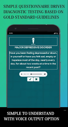 Psychiatry Pro-Diagnosis,Info,Treatment,CBT & DBT 1.1.2 screenshots 3