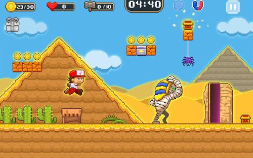Super Jim Jump - pixel 3d 3.5.5002 screenshots 12