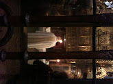 Photo: Mass this morning in the Crypt
