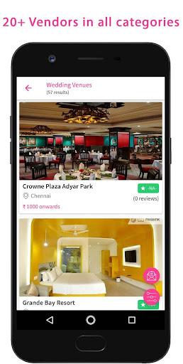 My Grand Wedding - Wedding Planning App screenshot