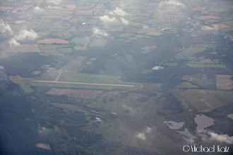Photo: Vi passerer Læsø Flyveplads i år også.