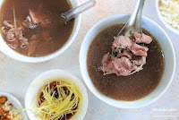 合滿味牛肉湯