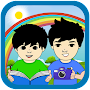 Best Kids Stories - With Audio and Quizzes APK icon