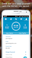 Screenshot of Save.ca - Flyers & Cash-Back