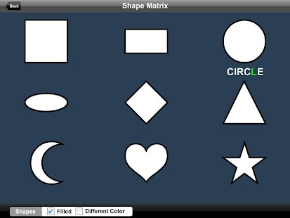 Shape Matrix Lite Version- screenshot thumbnail