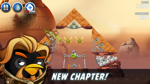 Angry Birds Star Wars II Free screenshot 10
