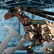 Repair!Dino Robot