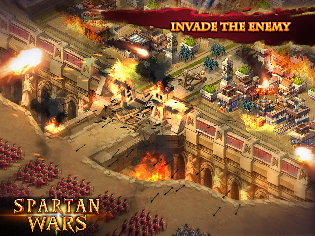 Spartan Wars: Empire of Honor - screenshot