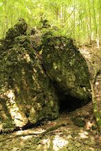 Photo: Barlang a Telekes-völgy mentén