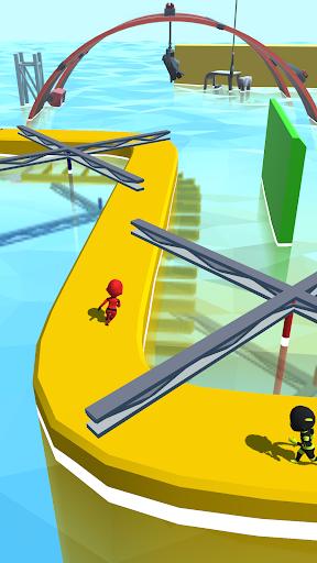 Sea Race 3D - Fun Sports Game Run apkpoly screenshots 22