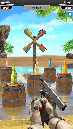Bottle Shoot 3D Gun Games: Fun Shooting Games Free 1.3 screenshots 5