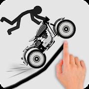 Stickman Racer Road Draw APK