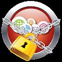 Bloqueio de aplicativo icon