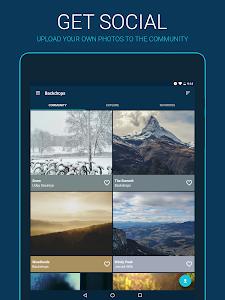 Backdrops - Wallpapers v2.1.0 Pro
