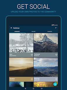 Backdrops – Wallpapers 3.1 [Pro Features Unlocked] MOD Apk 10