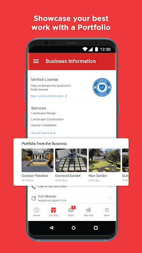 Yelp for Business Owners screenshots 6