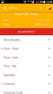 Pizza TuSi - Furča - náhled