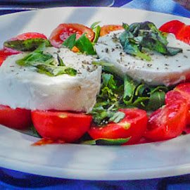 by Mark Luftig - Food & Drink Plated Food
