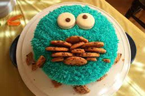Easy Kids Birthday Cakes Homemade My blog