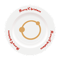 Christmas Plate Icon Pack icon
