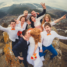 Wedding photographer Vladimir Smetana (Qudesnickkk). Photo of 27.07.2016