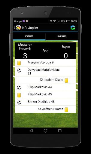 info jupiler league screenshot 3